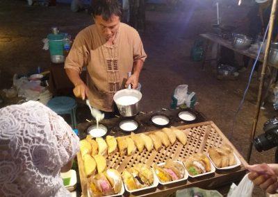 thajske palacinky