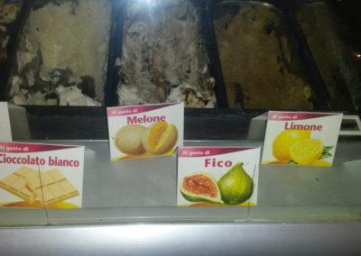 zmrzlina Fico - figova